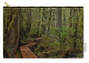 Winding Through The Willowbrae Rainforest Carry-all Pouch