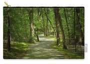 Winding Trails At Bur Mil Park  Carry-all Pouch