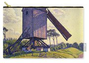 Windmill In Flanders Carry-all Pouch