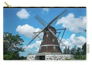 Windmill In Fleninge,sweden Carry-all Pouch