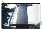 Windmill In Golden Gate Park Carry-all Pouch