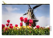 Windmill Island Tulip Gardens Carry-all Pouch