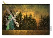 Windmill On My Mind Carry-all Pouch