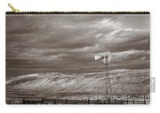 Windmill Sepia Carry-all Pouch