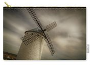 Windmills At Campo De Criptana Carry-all Pouch