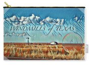 Windmills Of Texas Carry-all Pouch