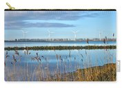 Windmills On A Windless Morning Carry-all Pouch