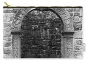Window At Donegal Castle Ireland Carry-all Pouch