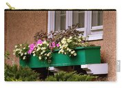 Window Flower Box Carry-all Pouch