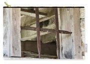 Window In The Amana Farmer's Market Barn Amana Ia Carry-all Pouch