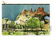 Window Rock Arizona Carry-all Pouch