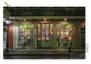 Window Shopping, French Quarter, New Orleans Carry-all Pouch