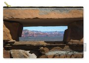 Window To Sedona Carry-all Pouch