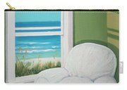 Window To The Sea No. 2 Carry-all Pouch