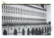 Windows Of El Escorial Spain Carry-all Pouch