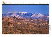 Windows Section, Arches National Park Carry-all Pouch