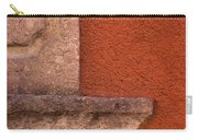 Windowsill And Orange Wall San Miguel De Allende Carry-all Pouch