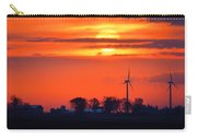 Windpower Sunrise Carry-all Pouch