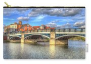 Windsor Bridge River Thames Carry-all Pouch