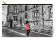 Windsor Castle Coldstream Guard Carry-all Pouch