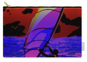 Windsurfer Carry-all Pouch by Brian Roscorla
