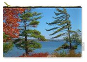 Windswept Point In Killbear Carry-all Pouch