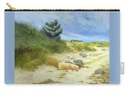 Windswept Sands Carry-all Pouch