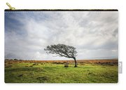 Windswept Tree Carry-all Pouch
