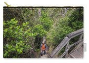 Windy Canyon Great Barrier Island New Zealand Carry-all Pouch