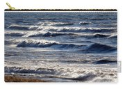 Windy Spring Lake Huron Carry-all Pouch