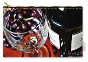 Wine And Dine 1 Carry-all Pouch