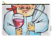 Wine And Wisk Chef Carry-all Pouch