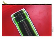 Wine Bottles 8 Carry-all Pouch by Sarah Loft