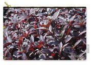 Wine Colored Plants,  Carry-all Pouch