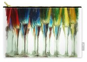 Wine Flutes Carry-all Pouch