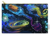 Wine Galaxy Carry-all Pouch
