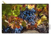 Wine Grapes Napa Valley Carry-all Pouch