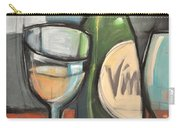 Wine Is Bottled Poetry Carry-all Pouch