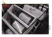 Wine Of Distinction Carry-all Pouch