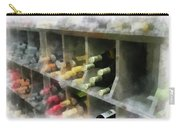Wine Rack Mixed Media 01 Carry-all Pouch
