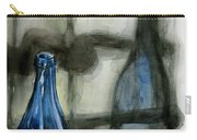 Wine Rack Shadows Carry-all Pouch