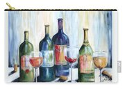 Wine Time Carry-all Pouch