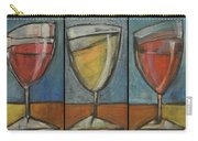 Wine Trio Option 2 Carry-all Pouch