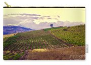 Wine Vineyard In Sicily Carry-all Pouch