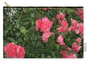 Winery Roses  Carry-all Pouch