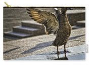 Winged Bird Carry-all Pouch