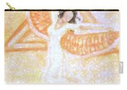 Winged Goddess Carry-all Pouch
