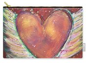 Winged Heart Number 2 Carry-all Pouch