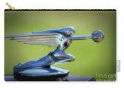 Winged Woman Carry-all Pouch