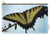 Wings Are Perfect Match - Eastern Tiger Swallowtail Carry-all Pouch